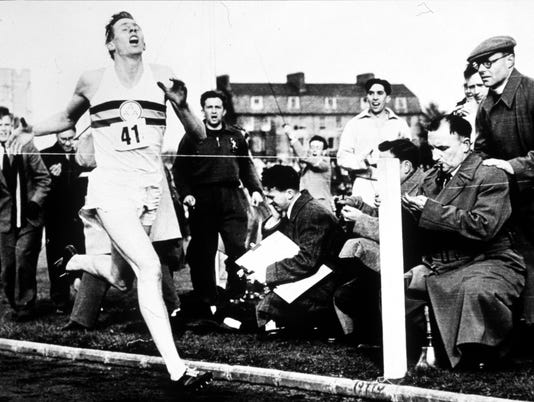 Roger Bannister First Man To Run Mile In Under 4 Minutes Dies