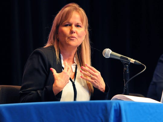 """Brevard County Commission Vice Chair Rita Pritchett said she is concerned about the traffic issues generated by medical marijuana dispensaries. """"I don't want to necessarily keep people from picking up medication, but my concern would be traffic in the neighborhoods,"""" Pritchett said."""