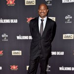 "Seth Gilliam at the Season 5 premiere of ""The Walking Dead"" on Oct. 2, 2014 in Universal City, Calif."