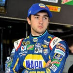 Chase Elliott will start from the pole in this year's Daytona 500.