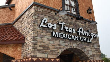 Livonia police seek hit-and-run driver in Los Tres Amigos parking lot