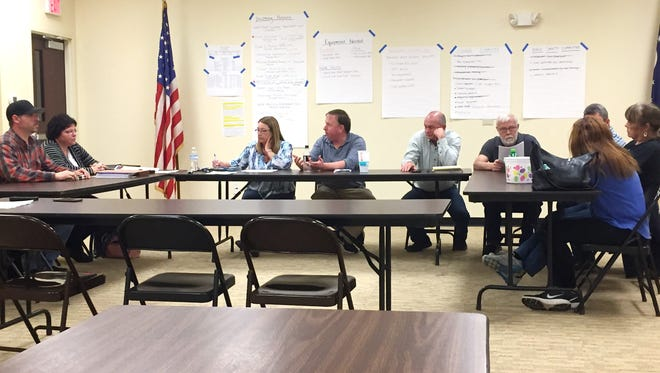New Lexington village council discuss noncompliance issues with FEMA grant funding they received for new equipment in the fire department during the April emergency meeting.