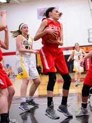 SJCC's Adrienne Wehring earned honorable mention all-Ohio status.