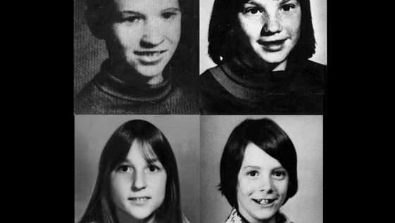 The four victims of the Oakland County Child Killer: Mark Stebbins, Jill Robinson, Kristine Mihelich and Timmy King.