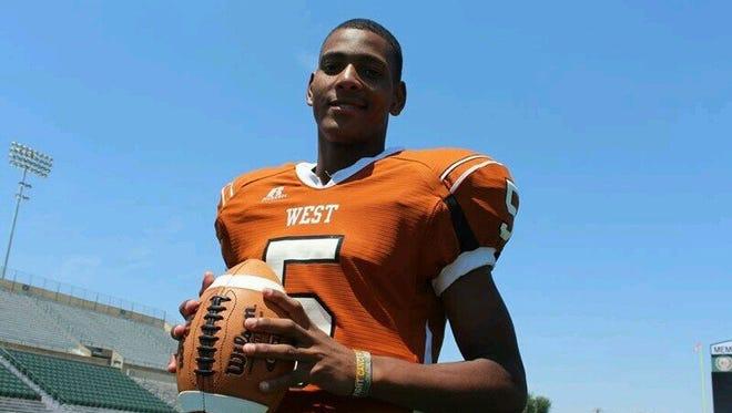 Mesquite quarterback Chason Virgil committed to Mississippi State on Thursday.