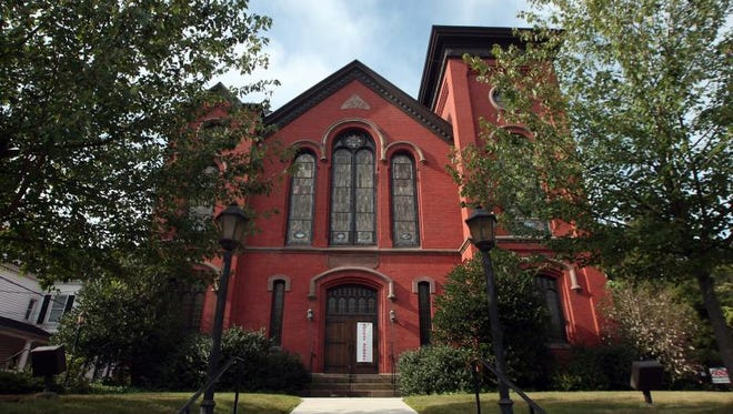 The 170-year-old United Methodist Church in Madison is campaigning to raise more than $150,000, most of which will go toward renovations to the historic building.