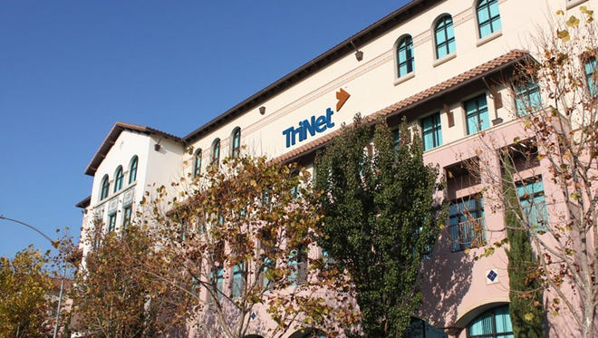 TriNet's is due to start trading on Thursday.