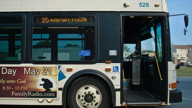 DART fare increases and some route changes will begin on Sunday.