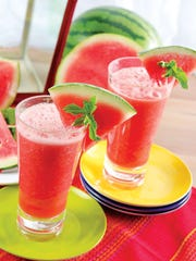Watermelon-Lemonade Coolers
