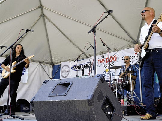 The Todd Tijerina Band performs during the 2014 Animas River Blues and Brews Fest in Aztec. The event returns in July.