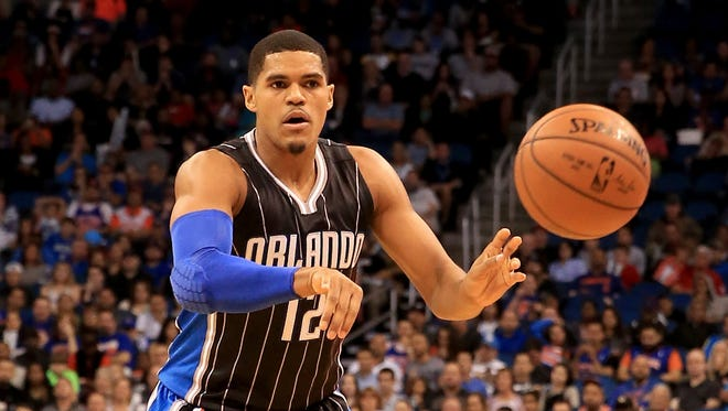 Tobias Harris is not expected to start for the Pistons against the Wizards Friday.