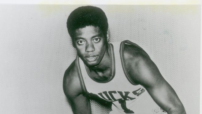 Oscar Robertson as a Milwaukee Buck