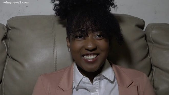 Jasmine Harrison was accepted to more than 100 colleges and awarded $4.5M in merit-based scholarships.