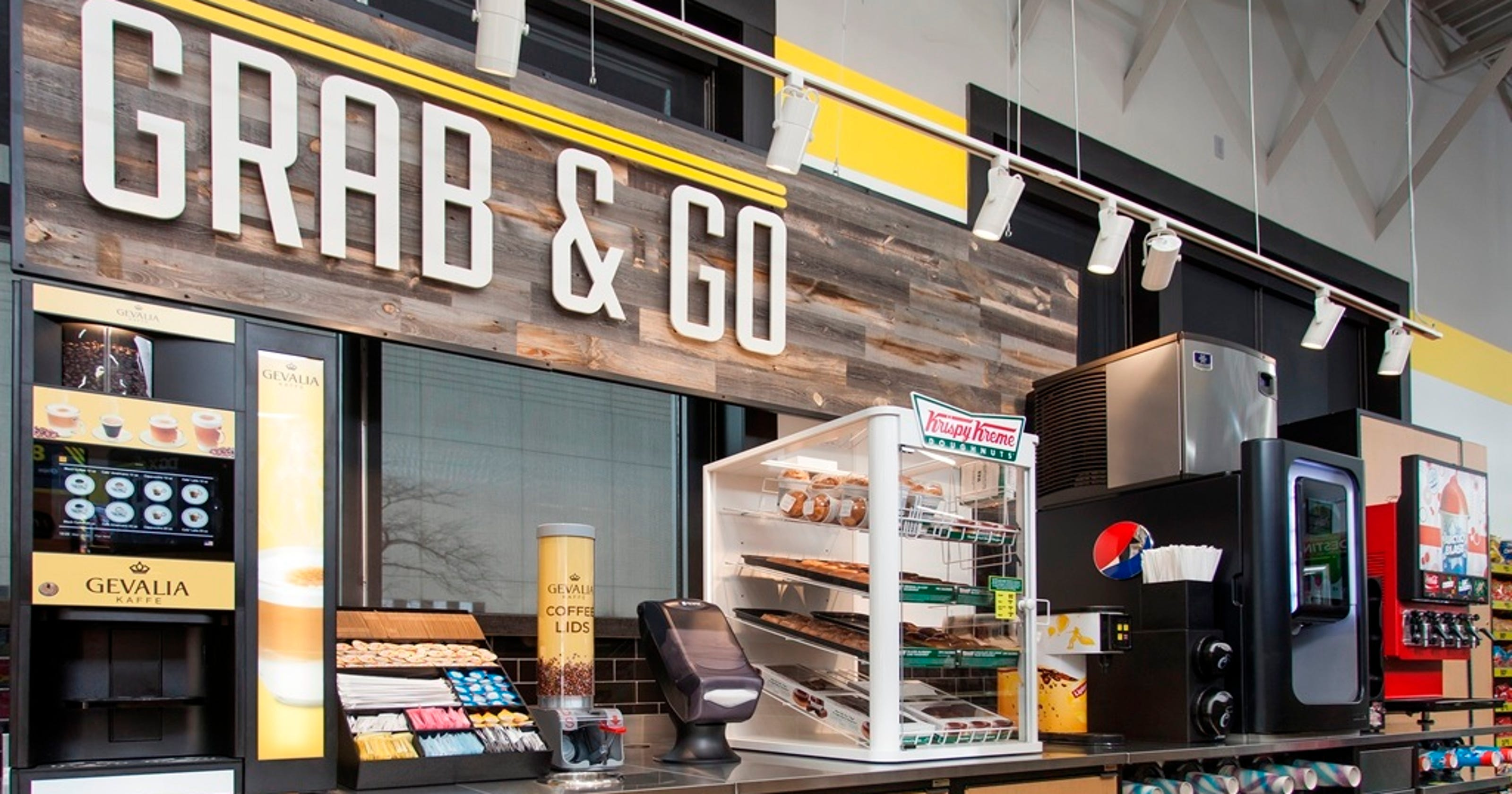 See inside: Dollar General goes after millennials with DGX