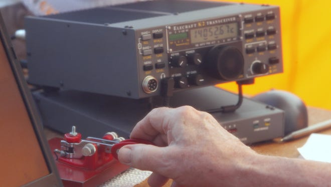 Ham radio operators will hold an amateur radio field day this weekend on Harris Hill in Big Flats.