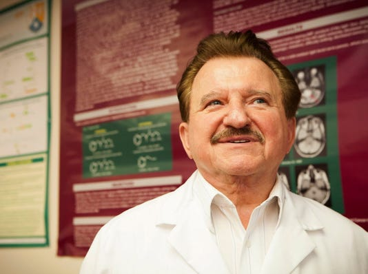 burzynski head shot