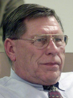 """Lewis """"Lew"""" Green Jr., longtime Williamson County commissioner, 81."""