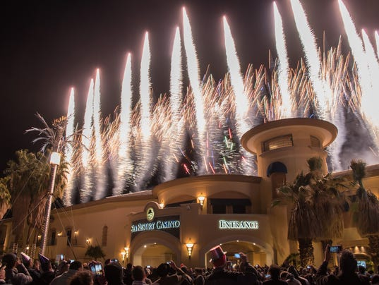 Spa Casino Palm Springs Events