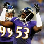 Ravens LB Jameel McClain probably isn't celebrating the latest development with his contract.