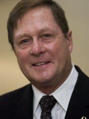 Bonita Springs Councilman Steve McIntosh