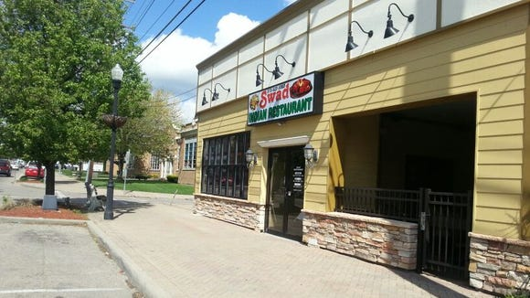 Swad serves North Indian food in North College Hill.