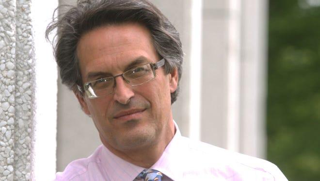 David Wilson ( Seth Harrison / The Journal News )