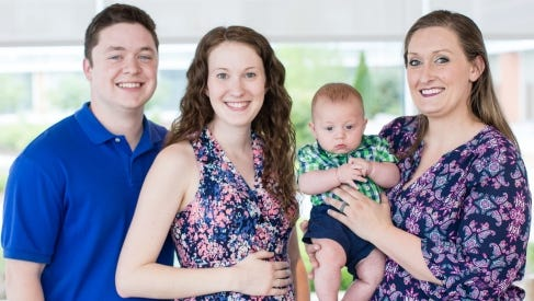 Employees at Blue Cross Blue Shield of Tennessee receive competitive parental leave benefits.