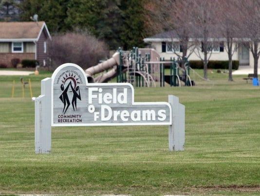 she n Field of Dreams