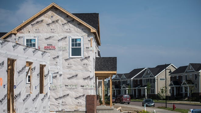 Home construction has grown at Taft Corners in Williston. According to Census data, Williston is the fastest growing town in Chittenden County.
