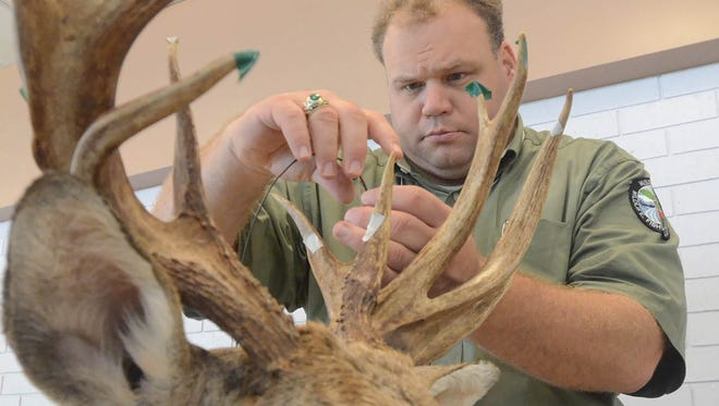 Amid controversy over deer baiting, MDWFP Deer Program leader Lann Wilf resigned.