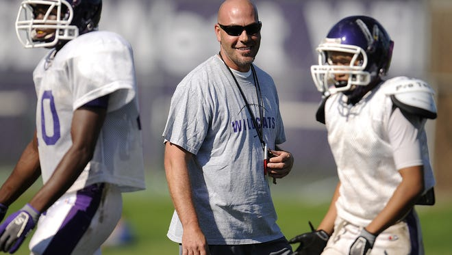 Green Bay West coach Jeff Behrendt has stepped down after five seasons.