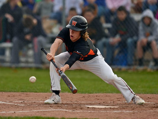 GPG West De Pere vs. Denmark baseball