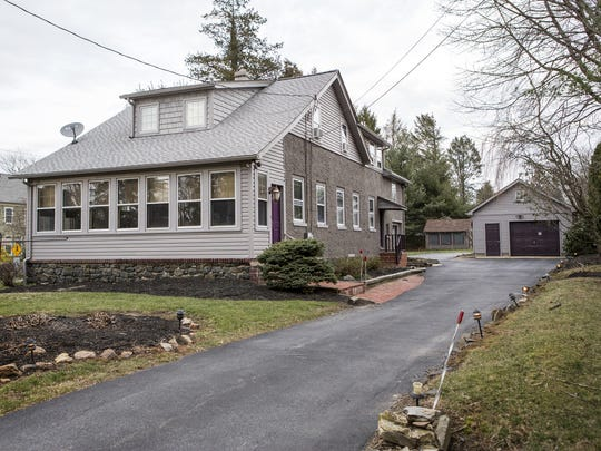 The office of Jay Jemail, a psychiatrist who practices out of the home pictured, has been the center of an ongoing feud between neighbors in Centreville.