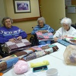 Hayes guild creates over 5,000 quilts