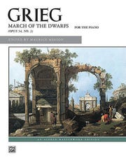 "Edvard Grieg's ""March of the Dwarfs."""