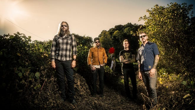 Mastodon will perform Sept. 29 at the Knoxville Civic Auditorium and Coliseum.