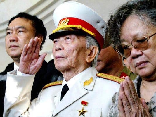 Gen. Vo Nguyen Giap