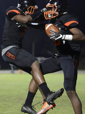 The Cocoa Tigers can advance to another state championship football game by defeating Ft. Lauderdale University on Friday.