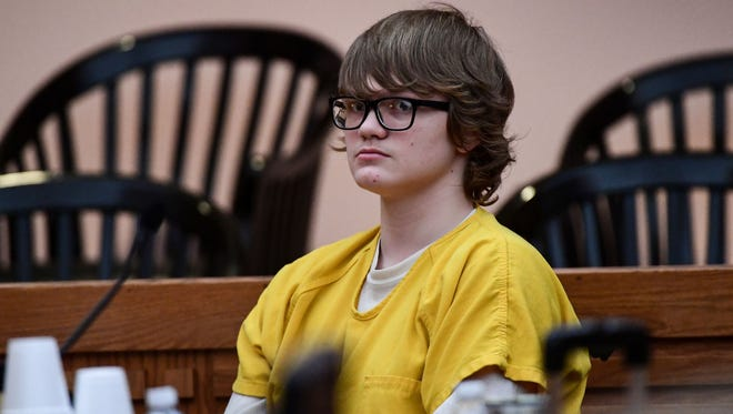 Jesse Osborne, now 15, of Townville, S.C., will face murder charges in adult court in connection with the death of his father and a 6-year-old killed Sept. 28, 2016, at Townville Elementary School, Judge Edgar Long of 10th Circuit Family Court ruled Feb.16, 2018, in Anderson, S.C.