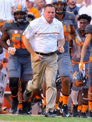 Tennessee coach Butch Jones knows it is important for
