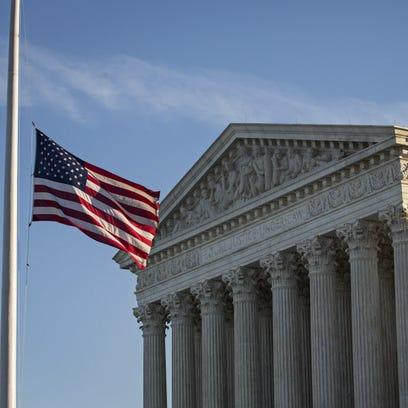 The Supreme Court on Feb. 14, 2016.