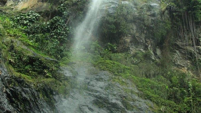 Adventures in Trinidad & Tobago! Part 1: Maracas Bay, Las ...  Trinidad And Tobago Maracas Falls