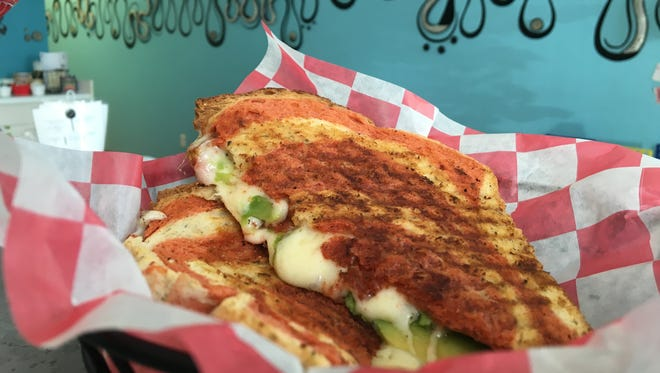 11:Eleven Cafe in south Fort Myers won our Best Grilled Cheese poll.
