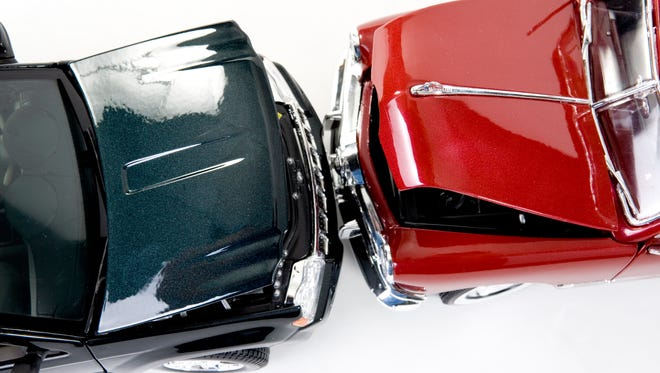Having great credit rates with car insurance companies more than a clean record.