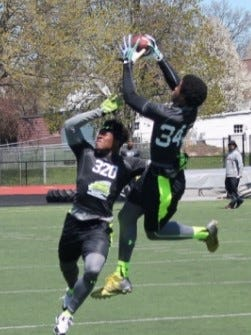 Donovan Peoples-Jones of Cass Tech leads the way in-state for the 2017 class.