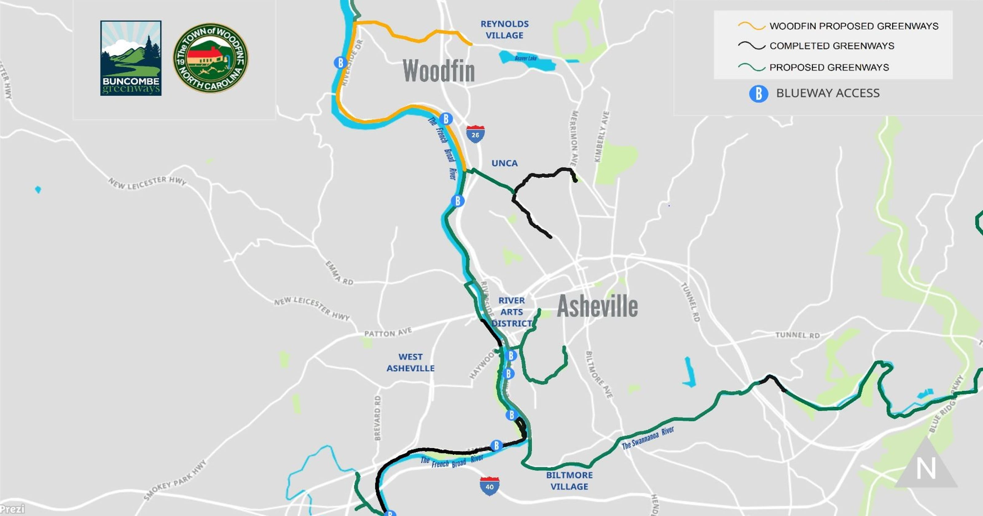 Asheville\'s RiverLink to do fundraising for $18M whitewater ...