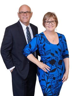 Lee and Patty Romano