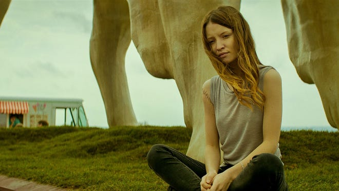 The 'American Gods' season finale reunites Laura Moon (Emily Browning) and her husband.