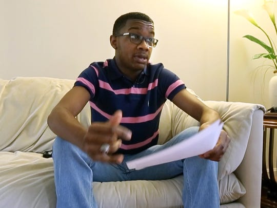 Brown School senior Emmanuel Blake Dawson has amassed about $1 million in scholarship offers to college.
