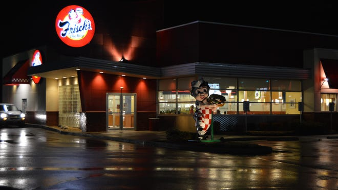 Frisch's Restaurants will keep serving its signature Big Boy hamburgers with tartar sauce, and hot fudge cakes, and will review its Pepsi contract, the company's new owner says.